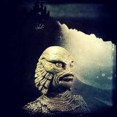 The Black Lagoon (8 Skeins of Danger) Tags: monster universalstudios creaturefromtheblacklagoon emce 8skeinsofdanger originalfilter uploaded:by=flickrmobile flickriosapp:filter=original