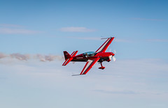 Extra300-9396 (jarud) Tags: norway plane airplane fly flying aircraft air 300 extra skien acro notodden skauen 2013 geiteryggen extraea300 pureaerobatic