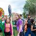 Carnival de Resistane at EMU - parade
