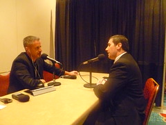 AJoe Kaufman radio interview