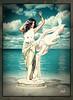 estatua (JOLO fotodigital) Tags: жена бяло olétusfotos идеизацвят