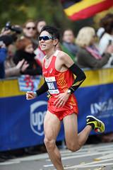Masato Imai (ccho) Tags: nyc november marathon runners ing winners 2013 masatoimai