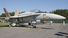 161353 SD-120 NF/A-18A Hornet (Sonic Images) Tags: museum river us aircraft aviation military navy maryland hornet preserved naval patuxent sd120 161353 usmoos nfa18a