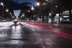 Alfonso X El Sabio (Sento MM) Tags: luces alicante coches mercadocentral largaexposición alfonsoxelsabio