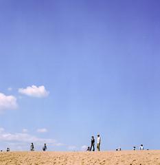 Dune@Tottori (tmgw5884) Tags: 120 seagull dune agfa