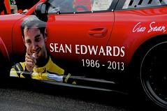 Sean Edwards (jim.schabacker) Tags: road atlanta mans le porsche petit alms roadatlanta petitlemans americanlemansseries 2013 2013petitlemans