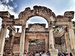 Ephesus (H McCann) Tags: travel history june turkey ruins ephesus efes 2013