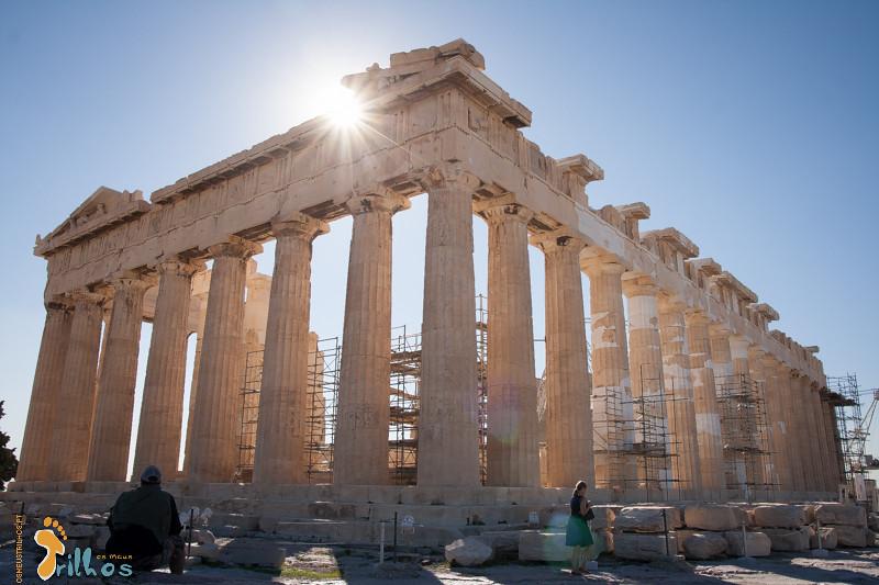 Partenon (Atenas, Grécia)
