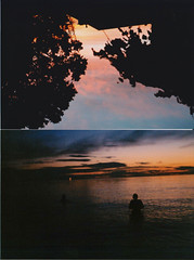 (emiloser1) Tags: ocean pink sunset sky color beautiful swimming skinny purple dusk sillouette dip vision:sunset=0707 vision:sky=0966 vision:car=0704 vision:outdoor=0914 vision:clouds=0787