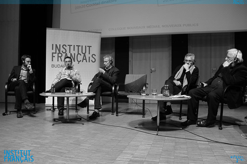 Vincent Liegey, Attila Mong, François Bonnet, Daniel Schneiderman & Marc Mentre