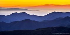 The Window (explored) (philipleemiller) Tags: nature sunrise landscape explore d800 ventanawilderness lospadressnationalforest silhouettedridges