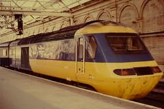 Holiday 84 On the 125 with baby Ed 03 (Mark @ mwtrips.co.uk) Tags: uk holiday train scotland edinburgh fife britain railway gb eastcoast mainline ecml