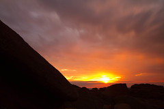Morning Sky (mclcbooks) Tags: longexposure morning sky sunrise landscape dawn colorado cloudy le redrocks