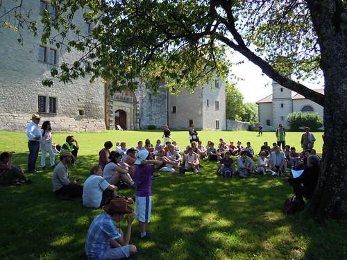 RL 2012 au château de Clermont © D. Dereani - Fondation Facim, 2012 (11)