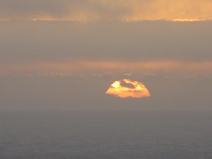 Green flash (jinxmcc) Tags: sunset northerncalifornia jenner pacificcoast greenflash