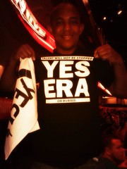 Jay Ringgold telling us what Era it is