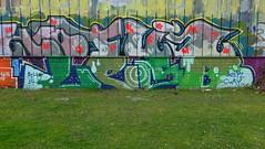 Graffiti (oerendhard1) Tags: graffiti streetart urban art vandalism rotterdam bzh lesb lesbie hotus oerendhard
