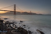 Golden Gate Bridge at Sunset! - San Francisco (AlkhashabNawaf) Tags: california bridge sunset beach america gold golden bay nikon gate san francisco view lee nd seals nikkor filters isa d800 nawaf 1635 gnd alkhashab