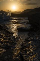 Atardecer 27-03-2014 (Sento MM) Tags: atardecer alicante sanjuan rocas cabodelashuertas