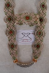 parure etnica (patty macram) Tags: bijoux accessori parure bigiotteria macram macramgioielli macramlavori