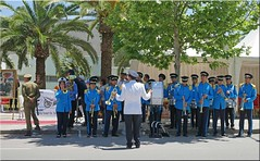 the brass band (mhobl) Tags: music band morocco maroc fes blasmusik hingebrselt