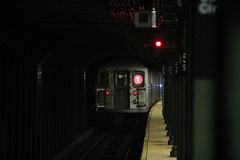IMG_0569 (GojiMet86) Tags: street new york city nyc columbus circle subway mta 1983 irt 59 59th 1459 1457 1460 1456 1458 r62
