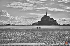 Mont Saint Michel (- MB Photo -) Tags: saint michel mont abbaye