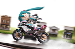 vroooommmm~ (Vince454 Photo-desu) Tags: anime cute japan toys manga culture kawaii gsc otaku solidsnake miku metalgearsolid nendo goodsmilecompany nendoroid vocaloid hatsunemiku nendonesia toygraphy