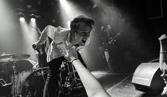 Alive Like Me (Brian Krijgsman) Tags: music film amsterdam rock photography concert nikon photos live grain band eugene zwart wit alternative melkweg iso25600 oudezaal davidknox d4s joelriley briankrijgsman alivelikeme dakotadufloth jairuskersey