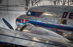Delta2 (JBRazza Photography) Tags: airplane plane vintage delta museum prop propellor transportation old travel razza jbrazza johnrazza