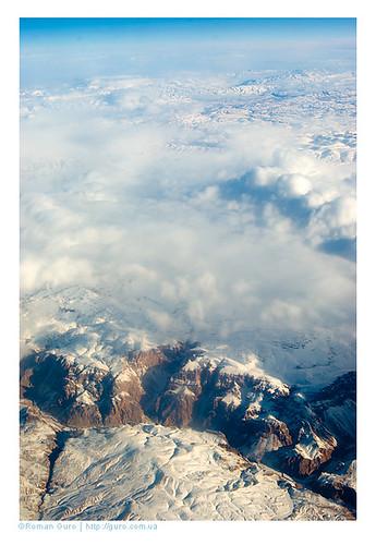 Гималаи с высоты 8000!