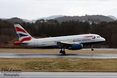 British Airways - G-EUPB (Pål Leiren) Tags: norway plane stavanger airport aircraft aviation planes airbus british ba airways britishairways svg sola flyplass baw a319 planespotting a319131 geupb enzv