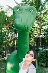 Trip to Kokomo: (L.F.Lee) Tags: travel portrait pentax florida sunny roadtrip roadsideattraction floridakeys k5 keylargo kokomo  sunshinestate  da1650 k5iis