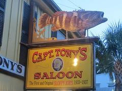 Capt. Tony's Saloon (Boy de Haas) Tags: usa west key florida saloon capt tonys