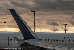 Winglet to wingtip (onemoregeorge.frames) Tags: november italy nikon milano aegean greece airbus omg a320 mxp ath 2015 lgav limc d40x sxdgz onemoregeorge