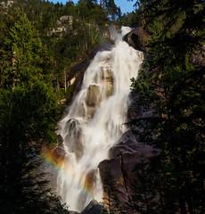 P5040274 (adriandorrius) Tags: sunset lighthouse mountain snow canada vancouver waterfall bc hiking explorebc