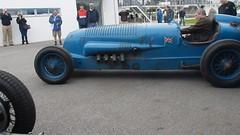Napier Blue Bird 1932, Benjafield Sprint, Goodwood (f1jherbert) Tags: blue bird 1932 nikon coolpix sprint napier goodwood benjafield nikoncoolpix s9700 nikoncoolpixs9700 benjafieldsprint napierbluebird1932benjafieldsprintgoodwood napierbluebird1932