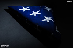 Remember- May 29, 2016 (zachary.locks) Tags: blue red white thanks memorial day remember silent ultimate flag american rememberance somber sacrifice soliders miltary cy365 zlocks