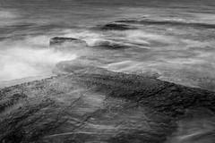 044 Mahons Pool Sunrise 140516-8334 (dallasjthomas) Tags: longexposure autumn bw seascape seasons 16 phototypes