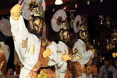 Buddha Dance (Teruhide Tomori) Tags: festival japan dance kyoto play mask event 京都 日本 tradition japon maizuru 面 伝統行事 如来 舞鶴 松尾寺 重要無形民俗文化財 行道面 matsuotemple 仏舞 importantintangiblefolkculturalpropertiesofjapan