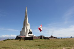 La Nación a los vencedores de Ayacucho (Fernando Lecaros) Tags: españa peru america libertad monumento obelisco libre ayacucho independencia