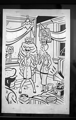 Gregory Gallant's Art (jeffcbowen) Tags: seth cartoonist gregorygallant