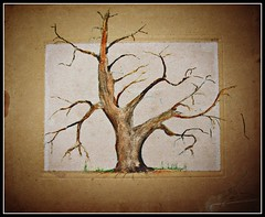 Discovered (patrick.verstappen) Tags: summer tree art texture watercolor painting paper photo yahoo google oak nikon flickr belgium pat sigma textured facebook picassa wn inkt waterbrush twitter gingelom ipernity d7100 pinterest ipiccy picmonkey
