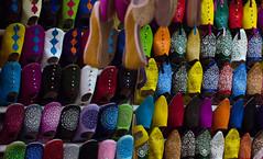 Babuchas (hazteunodelosmios) Tags: africa travel marruecos marroco
