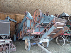 DawsonCkWWPV15 (alicia.garbelman) Tags: canada creek dawson farmmachinery pioneervillage walterwrightpioneervillage cawsoncreekbritishcolumbia