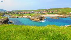 IMG_4146 (49Carmelo) Tags: costa arena rocas horizonte marcantabrico sanjuandelacanal playadesanjuandelacanal