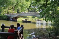 CentralPark (91) (ShellyS) Tags: nyc newyorkcity lake centralpark manhattan lakes parks bridges bowbridge