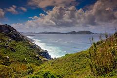 Las Cies.jpg (JOSSUKO) Tags: costa mar paisaje islas acantilado cies