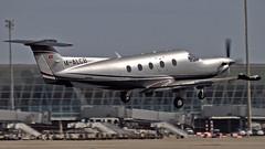 M-ALCB - Pilatus PC-12/47 (Juan Rodriguez - PMI/LEPA) Tags: plane airplane nikon aircraft sigma pilatus mallorca palma aeropuerto 80400mm d90 malcb sonsanjuan sonsantjoan pmilepa