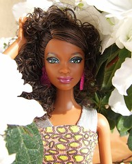 So In Style SISters ready for Summer (Dollytopia) Tags: black color barbie style grace sis kiara ebony aa chandra mbili